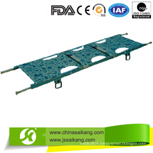 Camouflage Foldable Stretcher From Saikang Medical