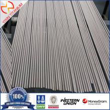 ASTM B348 Gr2 टाइटेनियम पट्टी dia12mm