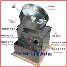 Máquina de conteo de tabletas de un solo disco