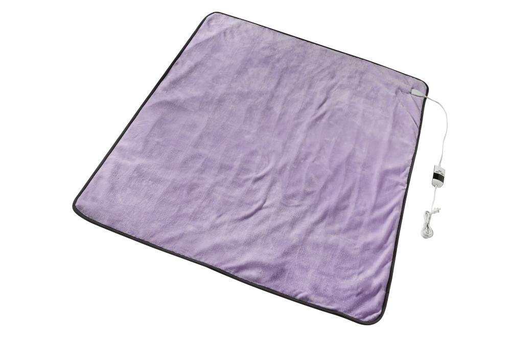 CE, ROHS Approved Electric Over Blanket With LCD Control