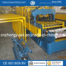 Профилегибочная машина для производства легких стальных каркасов с маркировкой CE