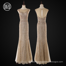 Designer heavy beaded embroidered celebrity mermaid wedding dresses