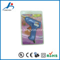 10 w heat glue gun packed in double blister sealed