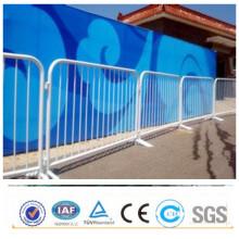 Barreiras de controle de segurança de aço temporária barato cerca para venda (preço de fábrica)