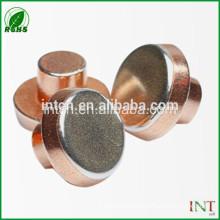 t2 copper rivets
