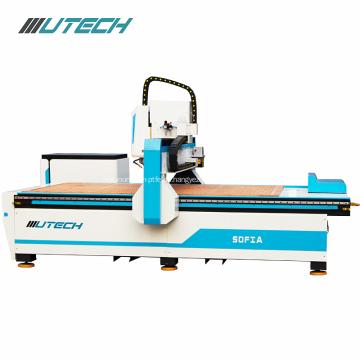 Wood CNC Router ATC Spindle CNC Carving Machine