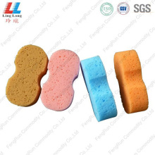 Grouting magic cleaning car sponge
