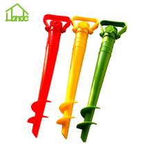 Portable Sand Regenschirm Anker
