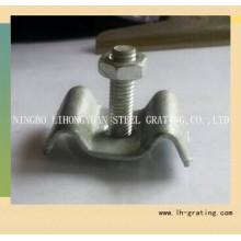 Typ C-Gitter-Clip für Stahlvergitterung