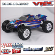 VRX alto desempenho elétrico modelo rc carro de corrida
