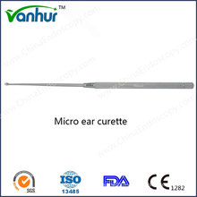 Otoscopie Instruments Safe Curette Micro Ear