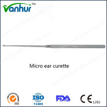 Otoscopy Instruments Safe Micro Ear Curette