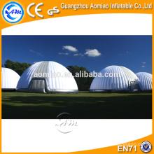 Tenda inflável inflável grande ao ar livre da bolha, tenda inflável usada, barraca do partido para a venda