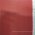Tissu de maille tissé uni de polyester de 25 maille
