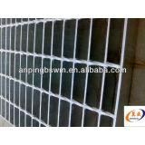 hot dip galvanized flooring steel grating factory