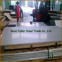 2b Отделка 2 мм толстого листа из нержавеющей стали в AISI 304L