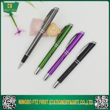 Promotion Aluminium Billig Roller Pen