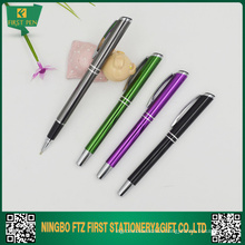 Promotion Aluminum Cheap Roller Pen