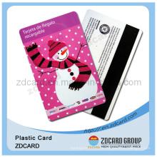 2015 Vários cartões plásticos, cartões do PVC