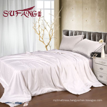 High Quality Thin microfabric 100% silk summer quilt