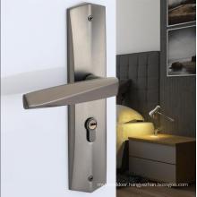 China wholesale indoor lock European style door lock Modern and mute door lock