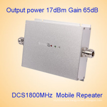 Venta caliente mini 2g 4G Lte GSM Dcs 1800MHz impulsor de señal de teléfono móvil