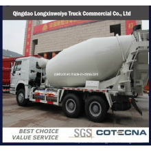 HOWO 10cbm 371HP Concrete Mixer Truck