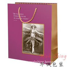 100% OEM paper bag manufacturer for wedding paper bag