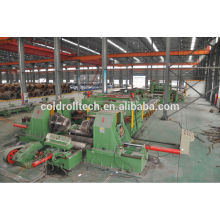 Cut to Length Line, steel coil leveling and cutting line