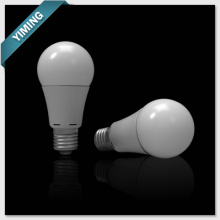 A60 8.5W 20PCS 2835SMD, Plastic & Aluminum LED Bulb Light, 900lm, 270Degree Beam Angle, Daylight White