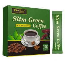 Green coffee private label diet weight loss health instant coffee