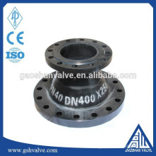steel flanged reducer