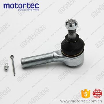 Pièces de suspension de qualité Tige de biellette de direction pour Toyota 45046-39165, garantie de 24 mois