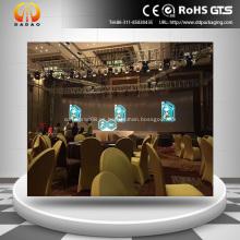 Proyección virtual de película de reflexión holográfica de gran tamaño