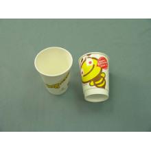 Taza de papel de beber caliente