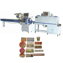 China Factory SWC-590 Shrink Packaging Machine