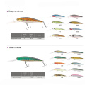 Hot Selling Hard Plastic Fishing Bait Minnow Fishing Lure