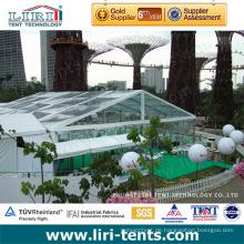 Elebrate Design Günstige Transparente Zelt Party Conapy für 500 Sitzer