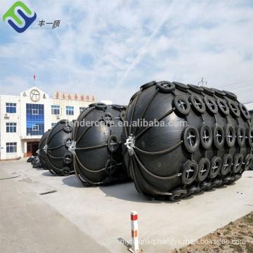 Ship Operation Ocean Platform Inflatable Marine Pneumatic Rubber Fender