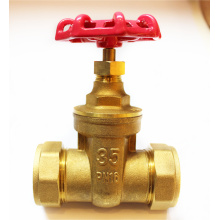 Brass Gate Valves Multi-purpose shut-off valves