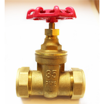 Brass Gate Valves Multifunctionele afsluitkleppen