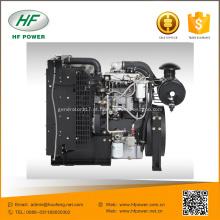 Gerador de motor diesel de 3 cilindros Lovol 1003TG