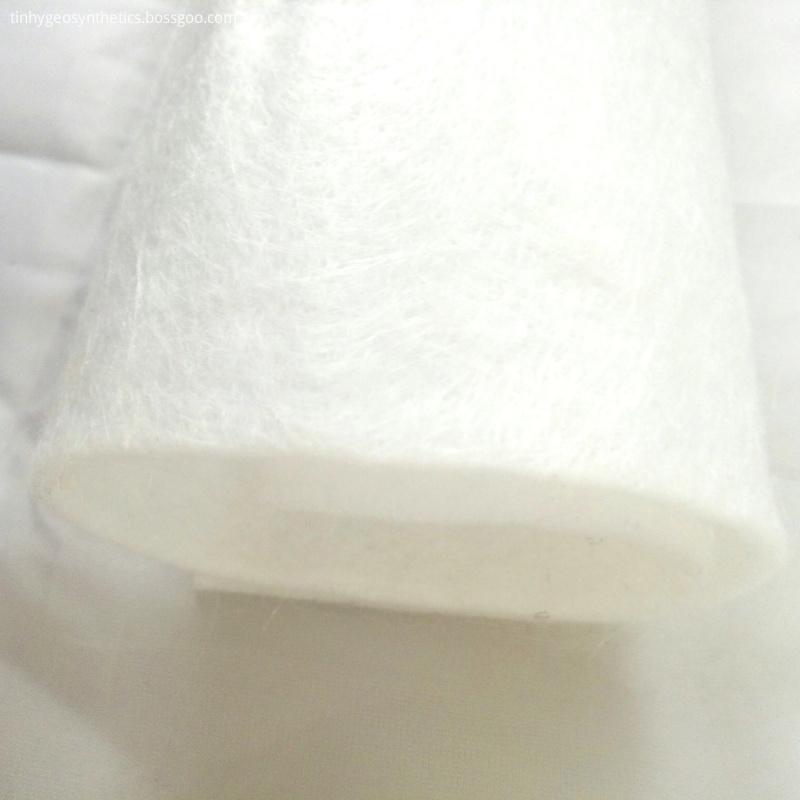 long fiber nonwoven