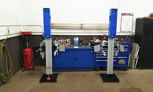 5D Mobile Wheel Alignment Equipment