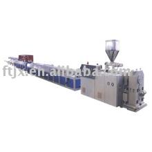 plastic PE/PPR/PVC/Wood Profile Production Line