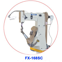 Special shoe stitching machine for sandals and slipper
