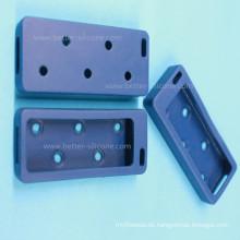 Kundenspezifischer geformter Antistaub wasserdichte Silikon-Gummi-USB-Hülse