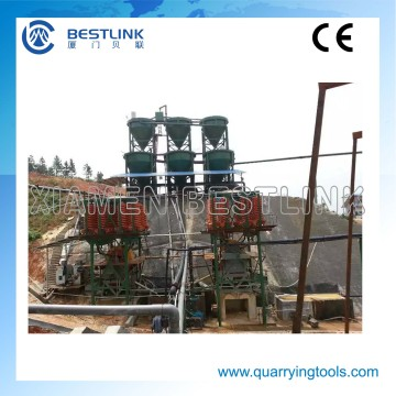 Tin Ore Flotation Processing Plant