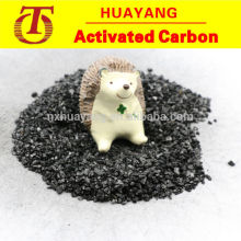 Carbón activado granular a base de carbón para el tratamiento del agua