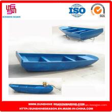 Barco de pesca de fibra de vidrio para la pesca / atractiva lancha rápida de fibra de vidrio (SFG-03)